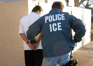 ICE: Raid Reports Fake News, Obama Grabbed 350% More