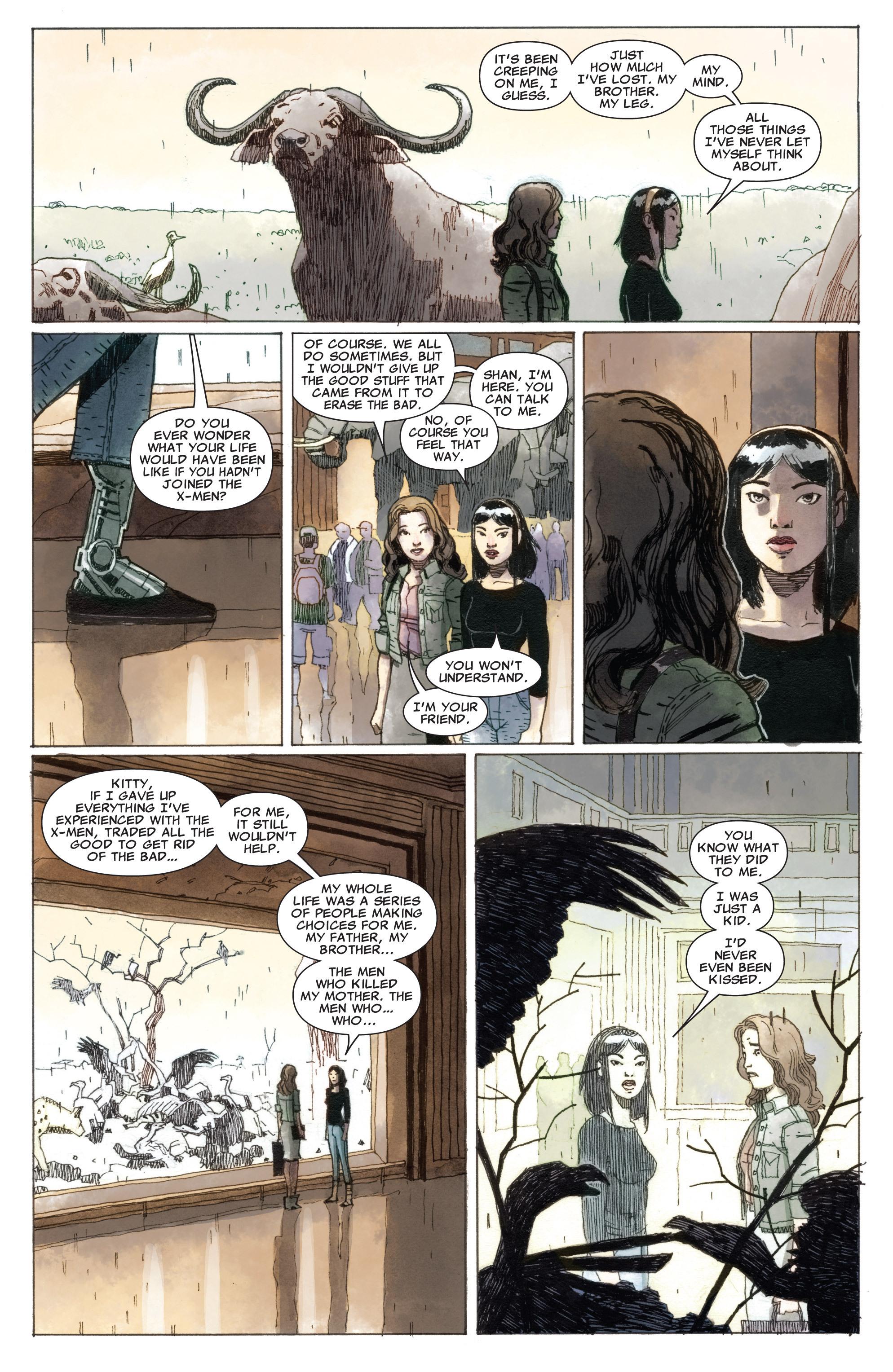 Read online Astonishing X-Men (2004) comic -  Issue #52 - 9