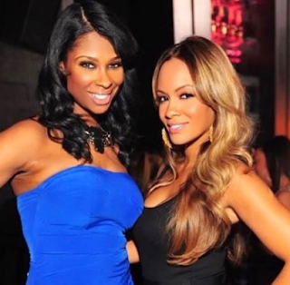 Evelyn Lozada And Jennifer Williams Fight Reunion