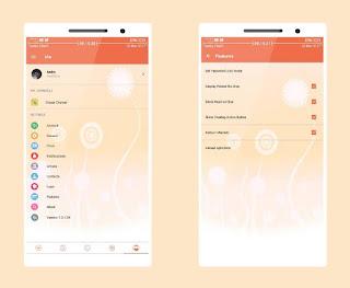 Download BBM CandyLight v3.3.1.24 MOD APK Terbaru 2017