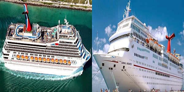 Cruise ships of Carnival Cruise Line