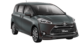 warna toyota Gray Metallic