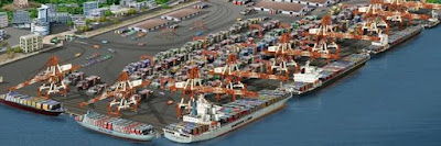 Ports are key to country's development