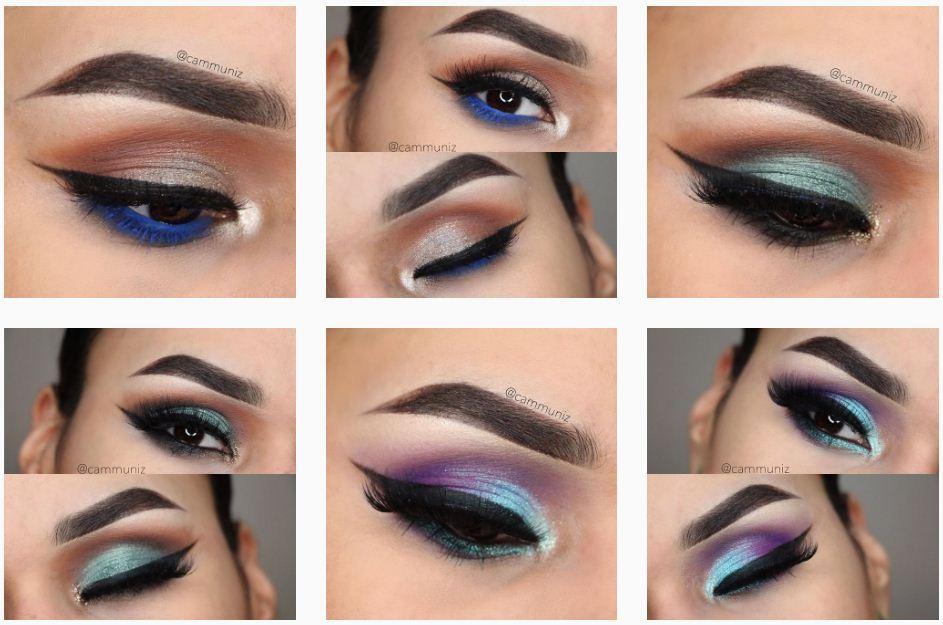 É a coisa mais linda que eu sigo, sou apaixonado pelas maquiagens dela que são diferentes e ela abusa das cores de uma forma que não fique feia (o que acontece com muita gente). Ela sempre acerta nas maquiagens e é um ótimo perfil para você seguir se quer ter referencias de maquiagem para os olhos.