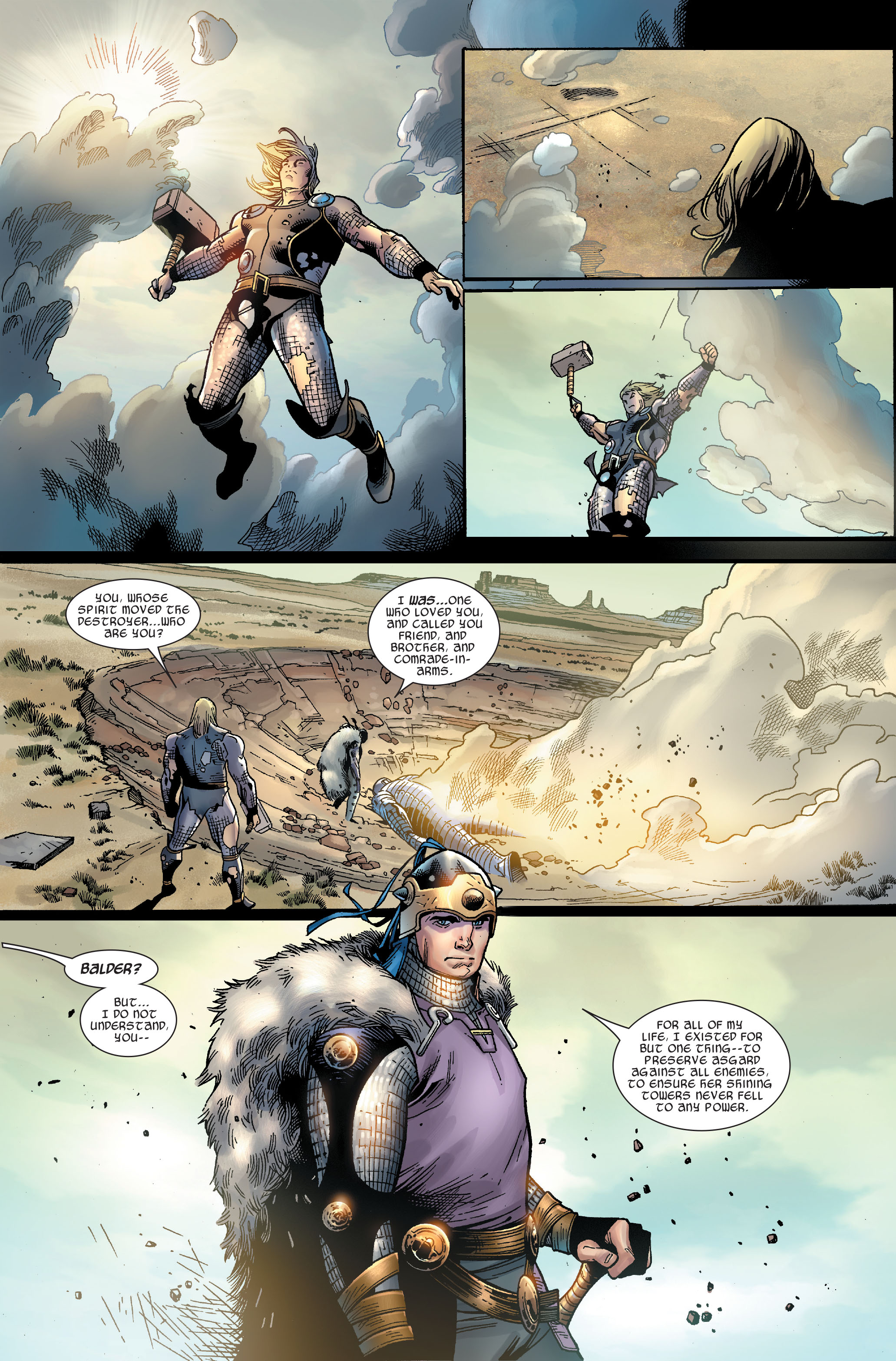 Thor (2007) Issue #5 #5 - English 19