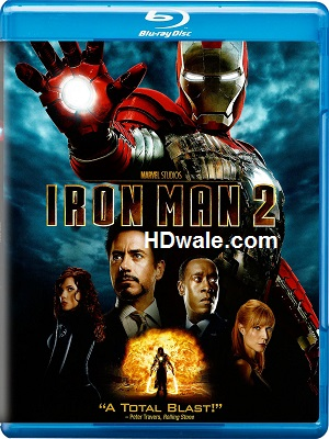 Iron Man 2 full Movie Download (2010) 1080p & 720p BluRay