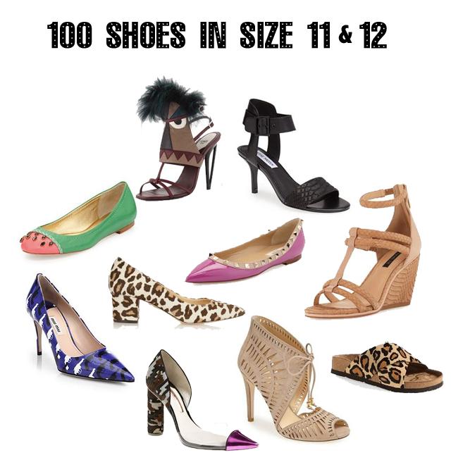100 shoes
