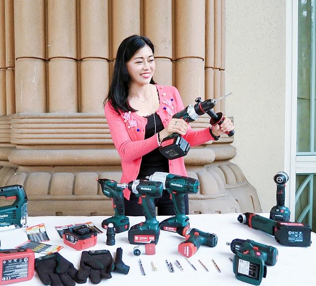 Jasa Kita Launched Metabo German Power Tools in Malaysia