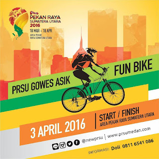 PRSU GOWES ASIK - FUN BIKE NEW PRSU 2016