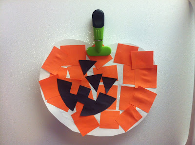 Creative Homeschool: 7 Toddler Approved Halloween Crafts