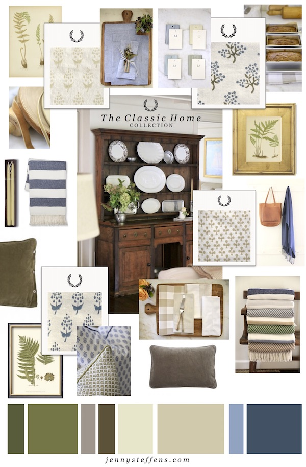 Shop My Classic Home Collection - New!
