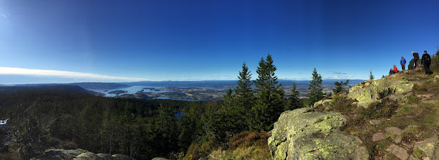 Exploring Norway: A challenging day hike to Mørkgonga and Gyrihaugen