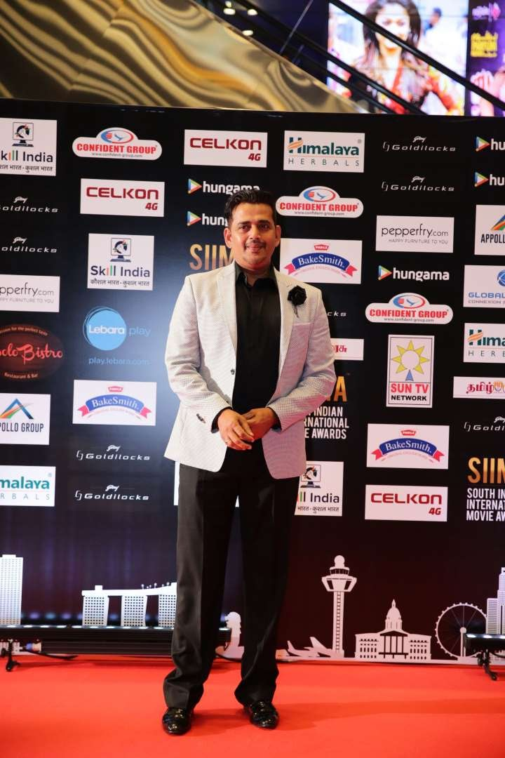 Bhojpuri actor Ravi Kishan snapped at SIIMA