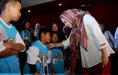 Bioskop Sanak Lampung, Bukti Kepedulian Gubernur Ridho Pada Hak Anak