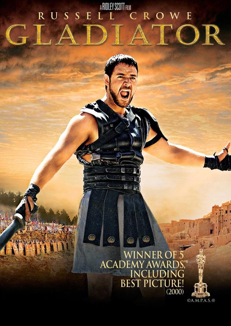 Allocritik: Gladiator, de Ridley Scott (2000)
