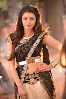 Kajal Aggarwal Pics from movie Khiladi no 150 (14).jpg