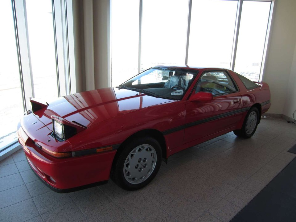 Wow Brand New 1990 Toyota Supra Surfaces For Sale In
