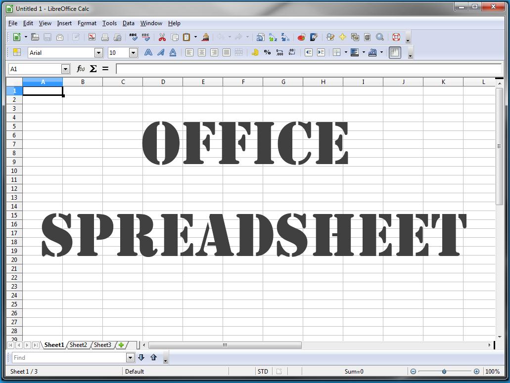 Rumus Excel Yang Digunakan Pada Spreadsheet