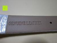 genuine leather: Ostan Damen Uhren Mode Weiß Leder Runde Zifferblatt mit Zirkonia Armkette Armband Armbanduhr Uhr