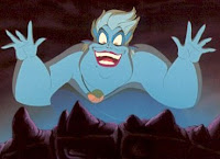 Ursula, Disney's The Little Mermaid