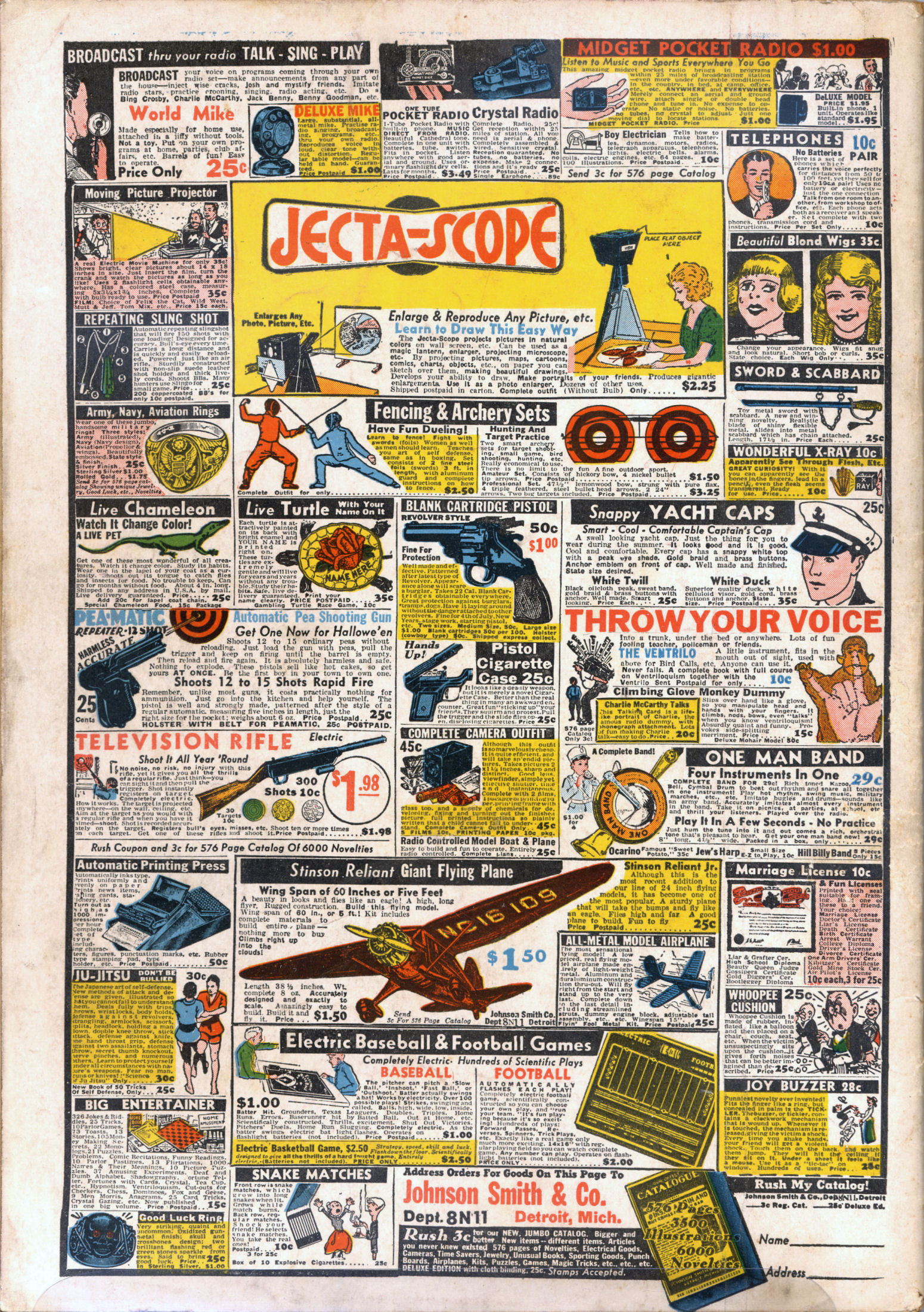 Read online Action Comics (1938) comic -  Issue #6 - 69
