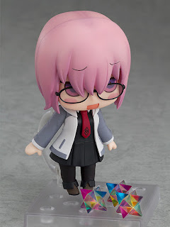 "Nendoroid Shielder / Mash Kyrielight: casual ver. de ""Fate / Grand Order"" - Good Smile Company"