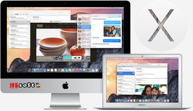 Niresh Mac OSX Yosemite 10.10.1 DVD ISO Latest Version Free Download