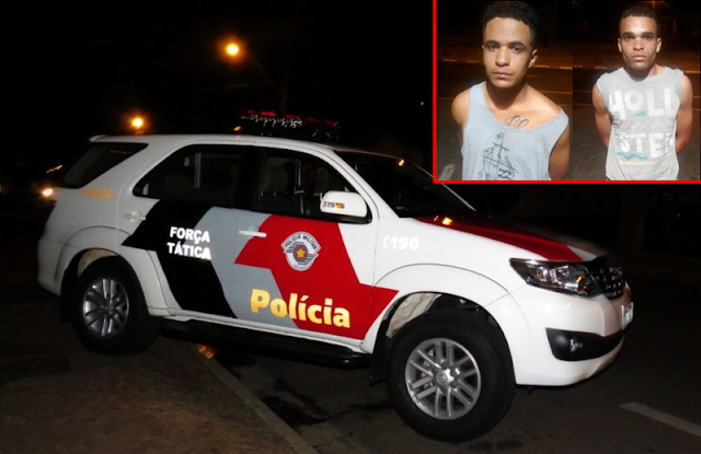 Irmãos do crime roubam e aterrorizam idosa próximo ao Buriti Shopping em Mogi-Guaçu