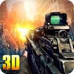 Download Game Zombie Frontier 3 Mod v1.93 Apk Update Terbaru Unlimited Money