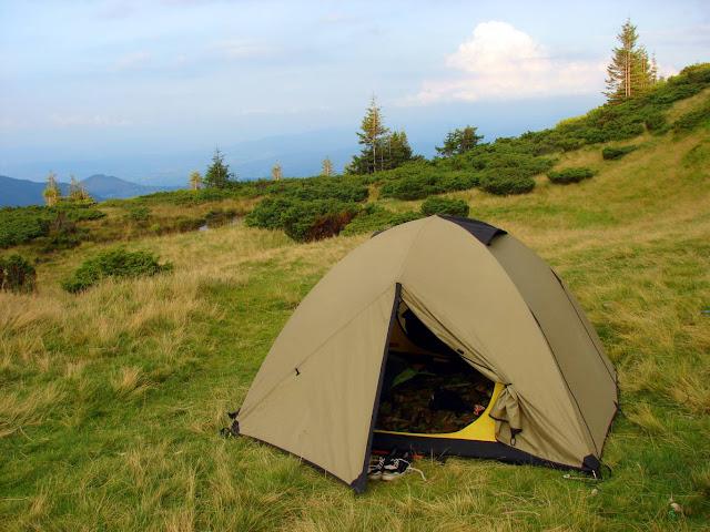 Моя палатка Bergson Arizona 3