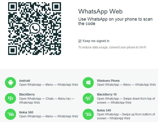Cara membuka Whatsapp melalui Komputer | Laptop