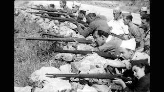 Tropas republicanas Frente del Ebro (1938)