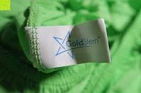 Hersteller: GOLD STERN Baumwolle Jersey-Stretch Spannbettlaken 140-160 x 200 cm, Apfel-Grün