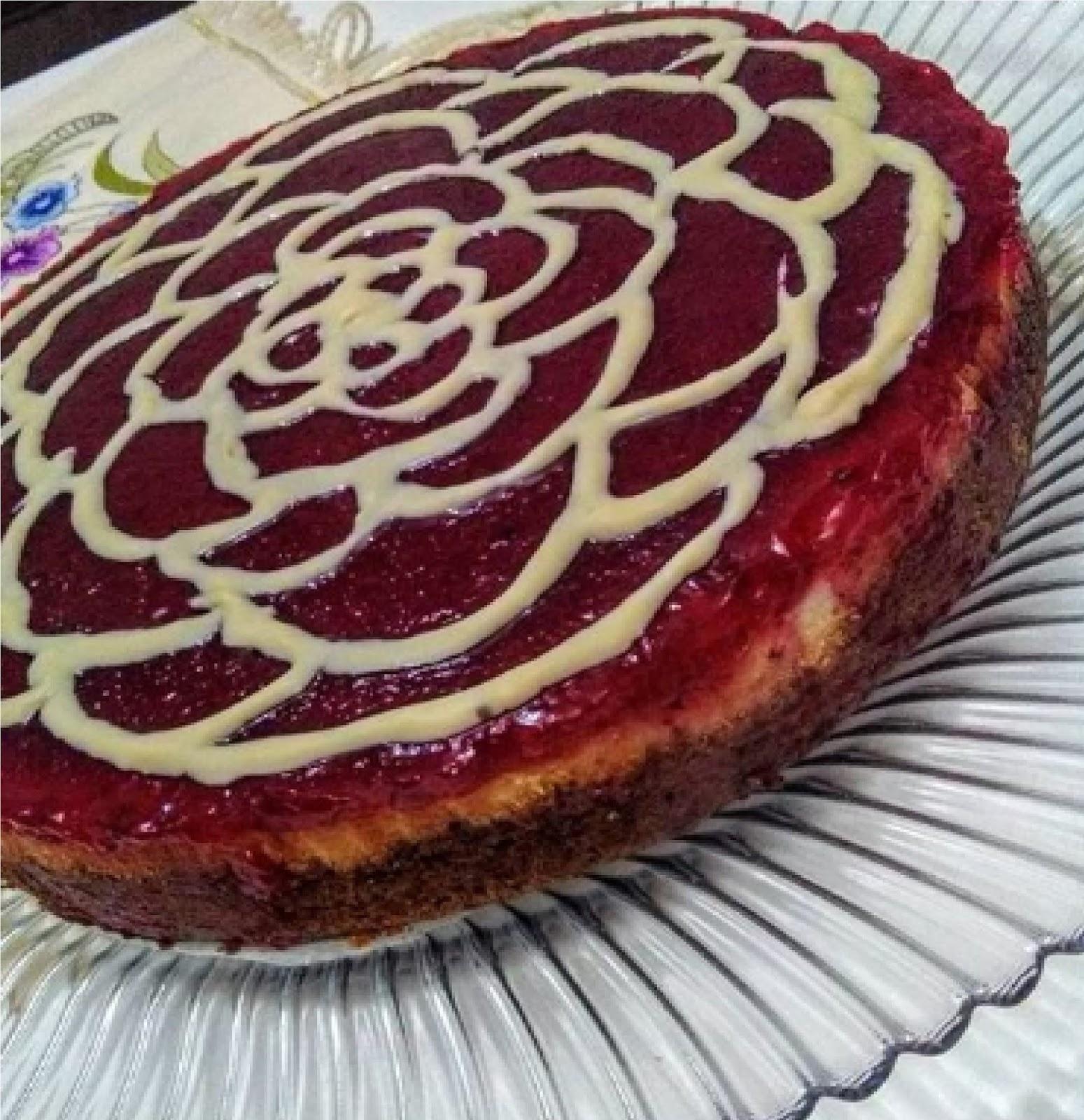 Vişneli cheesecake tarifi