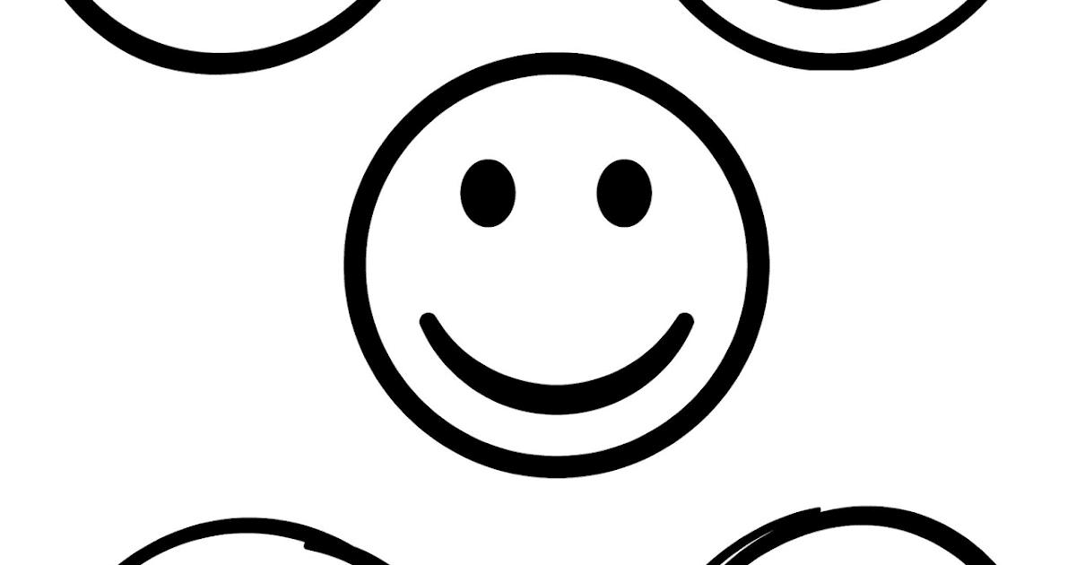 Gambar Emoticon Sketsa  Garlerisket