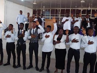 IMSU: Student senators representing various academic departments inaugurated