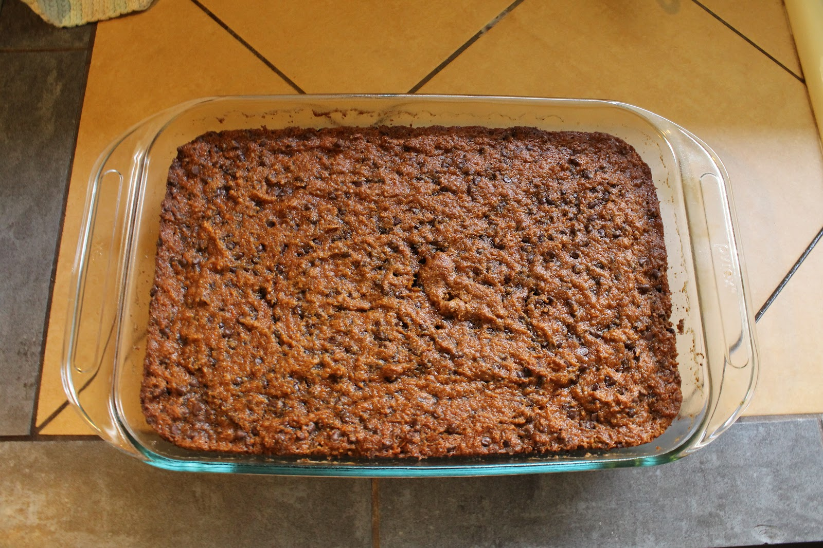 Crown Hill Chocolate Chip Carrot Cake