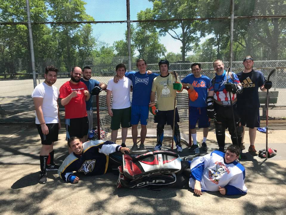 Long Island Queens Street Hockey League: The LIQ: About Us