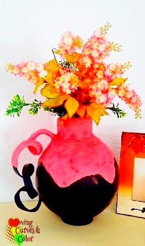 paper-vase