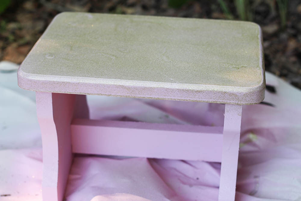 Super Easy DIY Stool For Kids