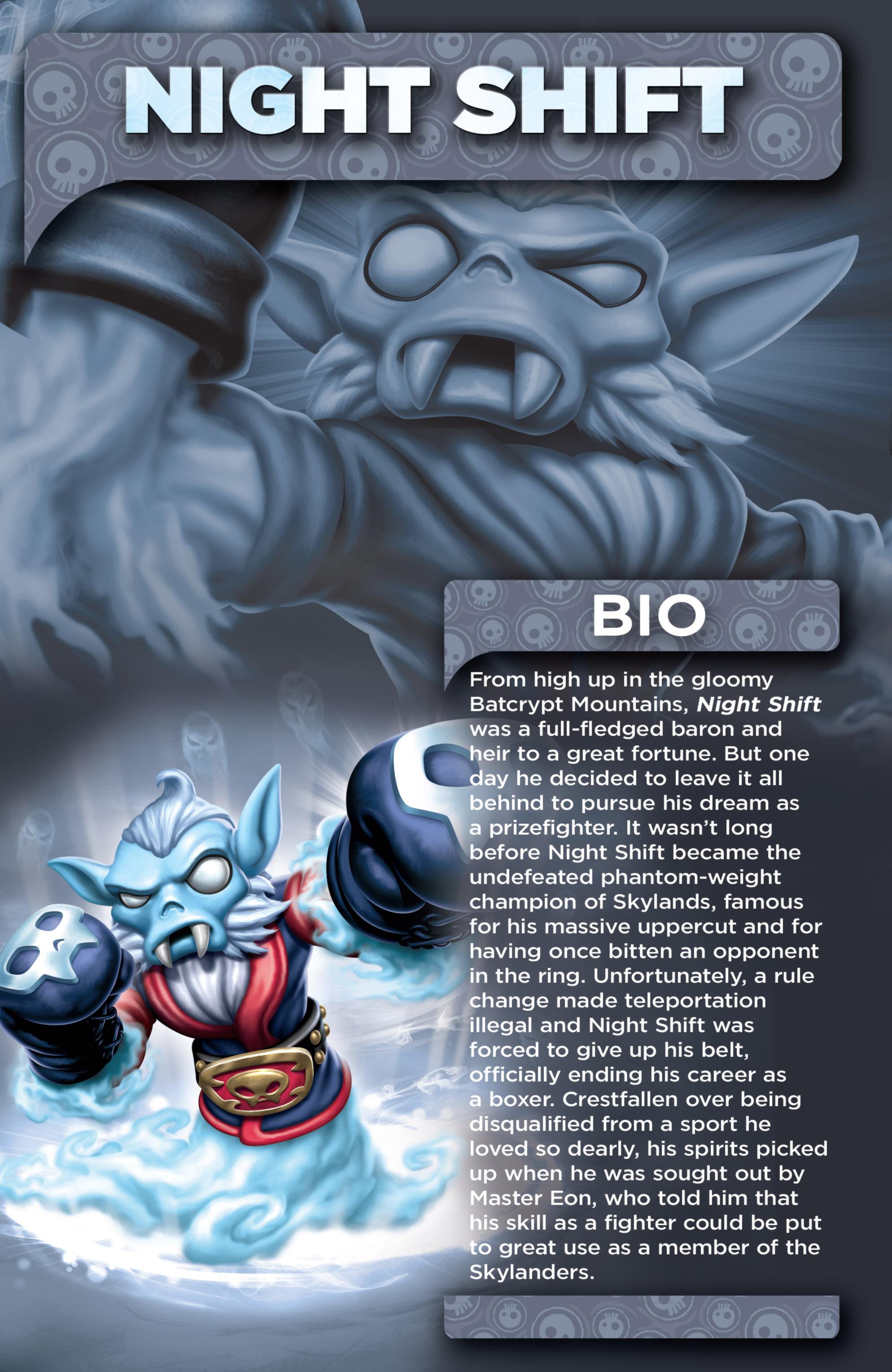 Read online Skylanders comic -  Issue #5 - 24