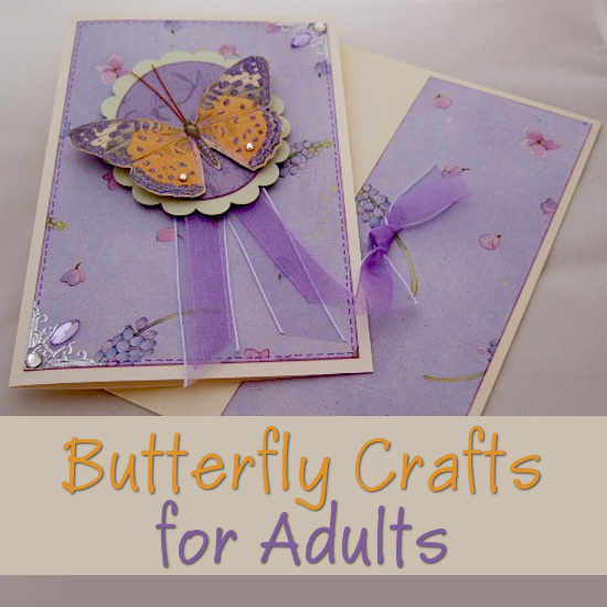 Best Butterfly Crafts for Adult Crafters to Enjoy