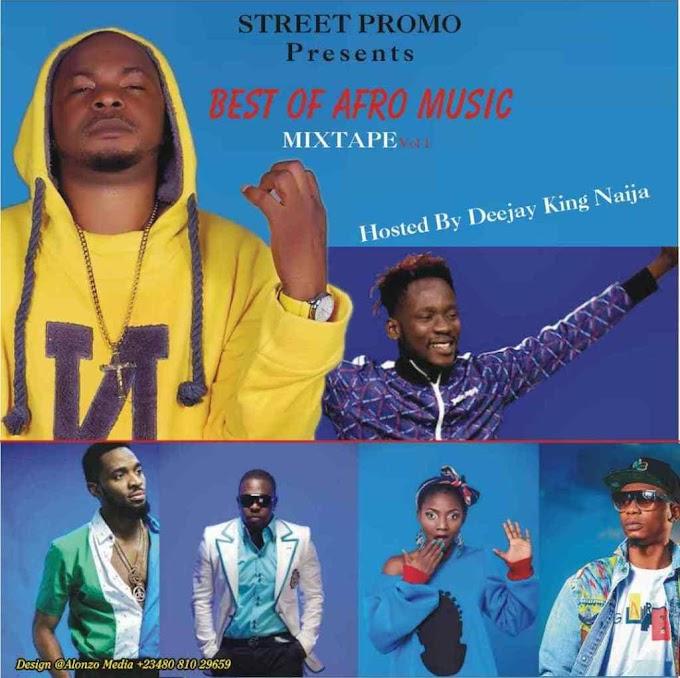 DJKING NAIJA_BES OF AFRO MUSIC Mixtape