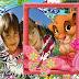 Fotomontajes Infantiles con leones y cebras