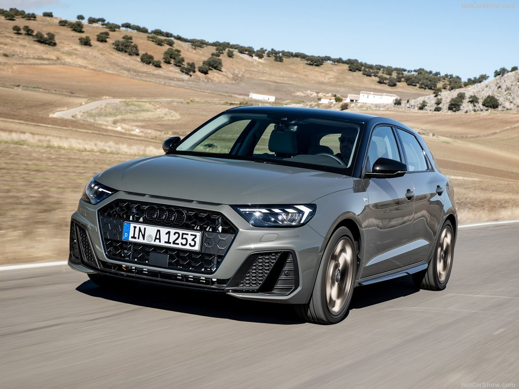 2019 Audi A1 Sportback Revealed 40 Tfsi Boasts 2 0liter Engine