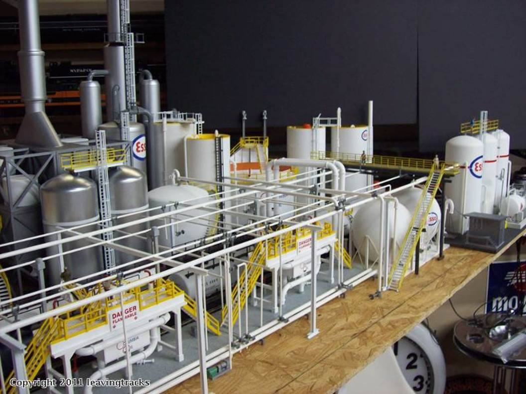 Olden Days of 3D Modeling in Petrochemical Industry | PIPING GUIDE