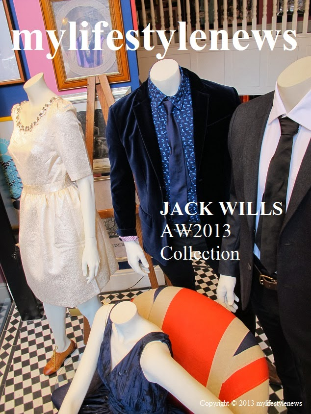 2fa38053a60b mylifestylenews: JACK WILLS @ AW2013 Collection