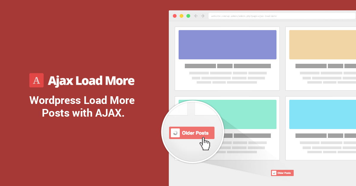 Ajax pagination in php and mysql step by step tutorial.