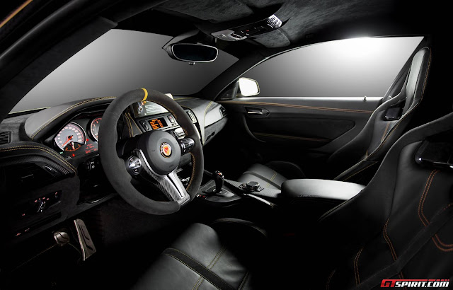 interior bmw m2 manhart