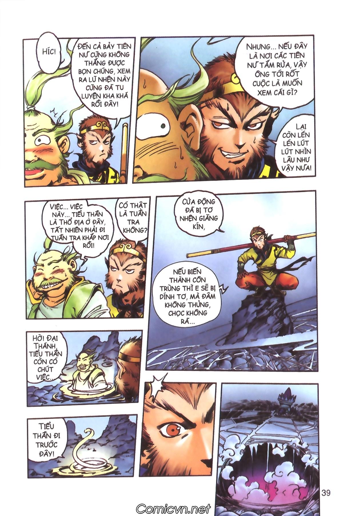 Tây Du Ký màu - Chapter 115 - Pic 5